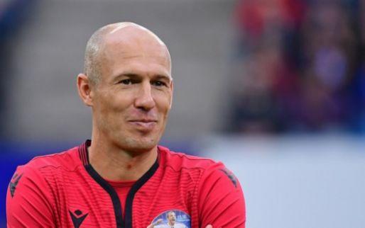 Afbeelding: Robben kan comeback maken en heeft aanbieding op zak: 'Met hem gesproken'