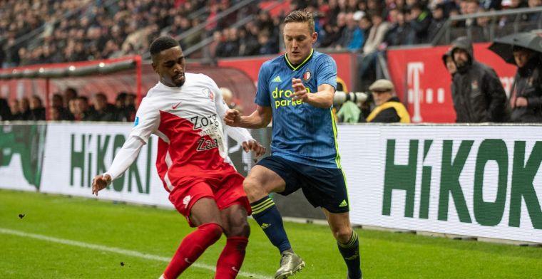 Feyenoord-selectie ziet voorstel FC Utrecht zitten: 'Ik sta daar zeker voor open'
