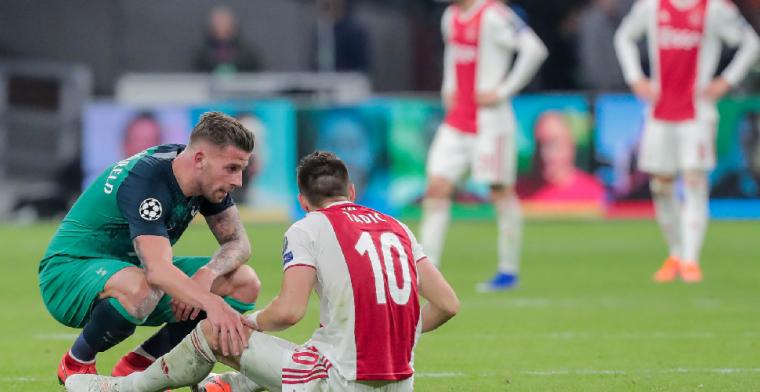 Jaar na dato praat Alderweireld over Ajax - Spurs: Te veel respect om te juichen