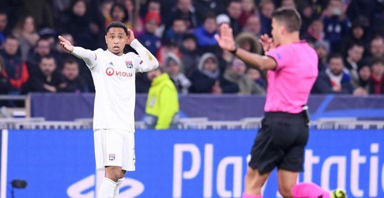 'Olympique Lyon wil er alles aan doen om Tete deze zomer te verkopen'
