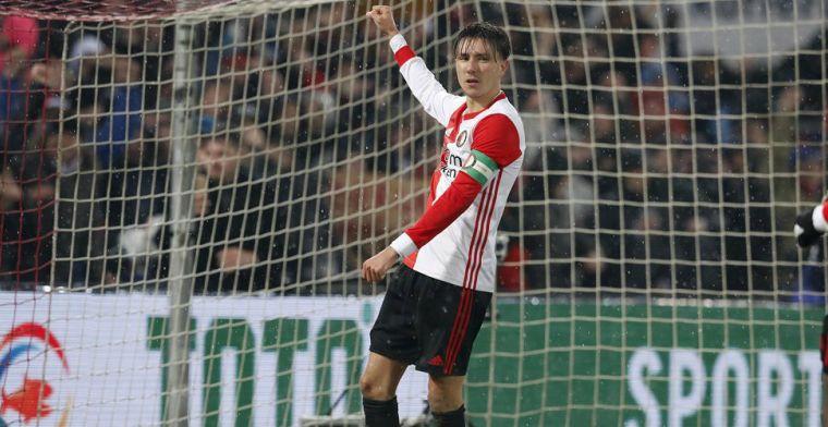 Berghuis opent Feyenoord-deur: 'Ambitie niet weg, maar het gevoel is veranderd'