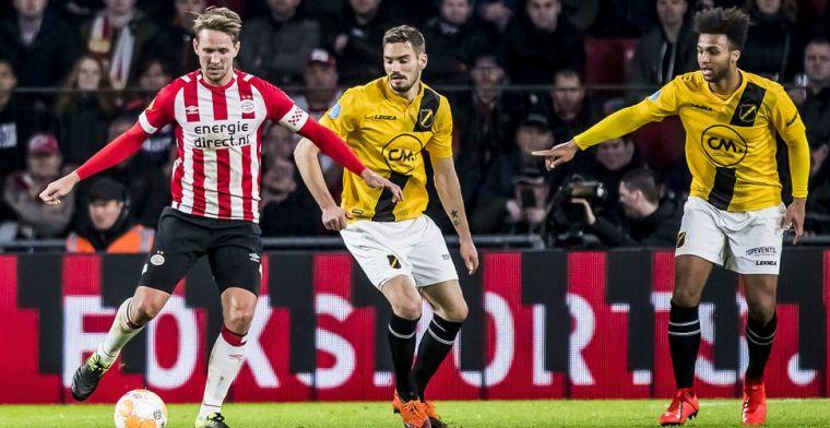 'Toen ik bij Charleroi zat, had ik nooit gedacht ooit dit soort matchen te spelen'