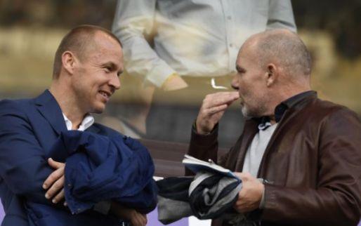 Afbeelding: Eerste job als hoofdtrainer al ten einde: 'Dudelange zet Crasson op straat'