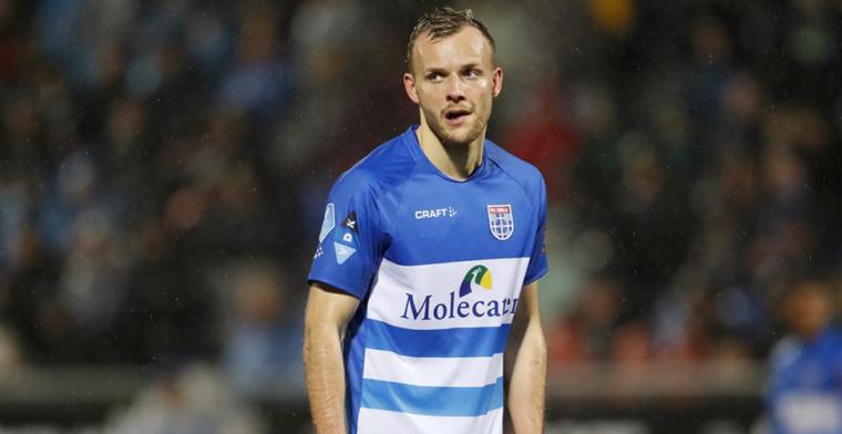 Update: Sparta bevestigt transfernieuws: 'Bijna hele rechterrijtje wilde hem'