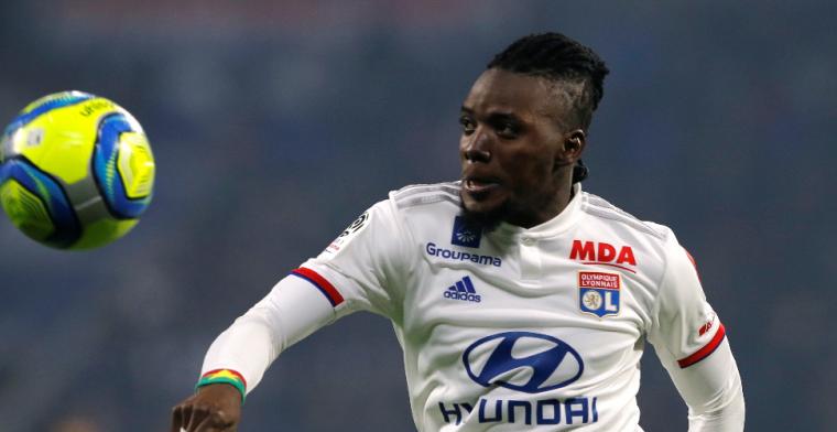 'Traoré heeft transferwens en wil na drie jaar vertrekken bij Olympique Lyon'