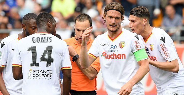 """Ex-Anderlecht speler Gillet zoekt nieuwe club: """"Met een gebroken hart"""""""