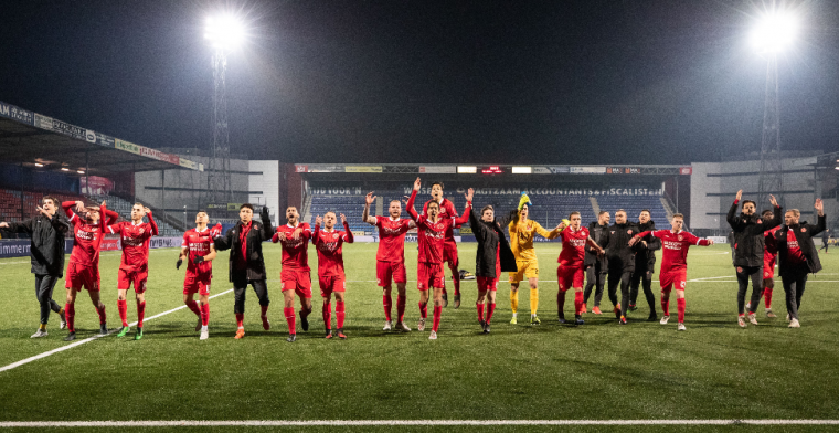 Almere City haalt eerste zomerversterking: 'Doel is promoveren naar Eredivisie'