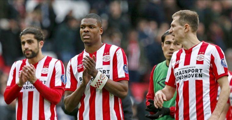 PSV'er Dumfries bovenaan lijstje AC Milan