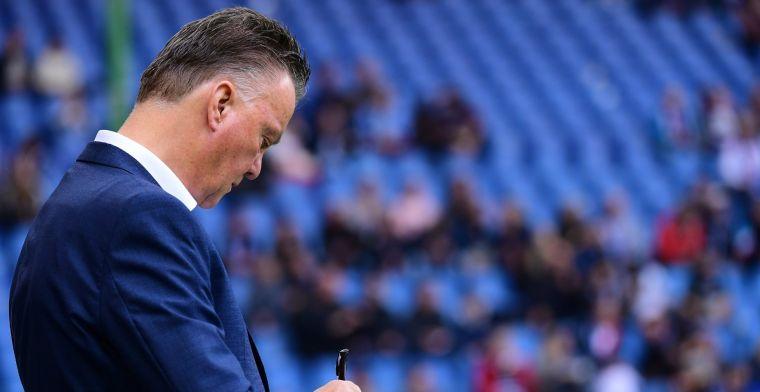 Van Gaal pakt 'blunderende' Courtois aan en wijst naar 'nieuwe Ajax-generatie'