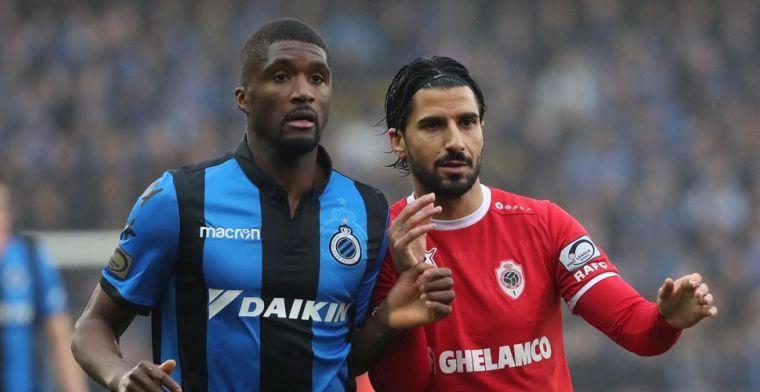'Mogelijk tóch Belgische finale: clubs gunnen Club Brugge en Antwerp eindstrijd'