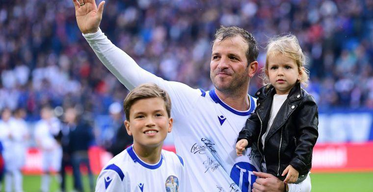 Van der Vaart: 'Kort door de bocht: het was de enige club die me wilde hebben'