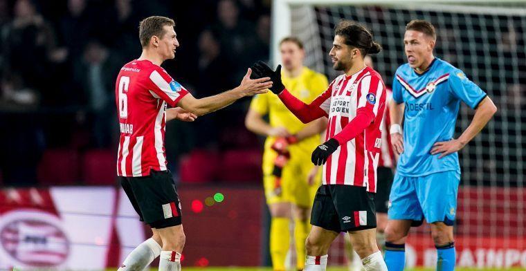 'AC Milan wil van overbodige Rodríguez af, boost voor PSV'