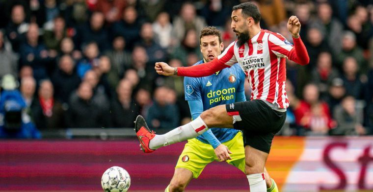 'Mitroglou sluit huurperiode bij PSV af en moet spoedig in gesprek over toekomst'