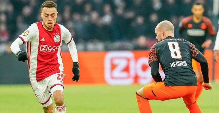 Telegraaf: Barça, PSG én Dortmund volgen Dest, alleen Bayern concreet