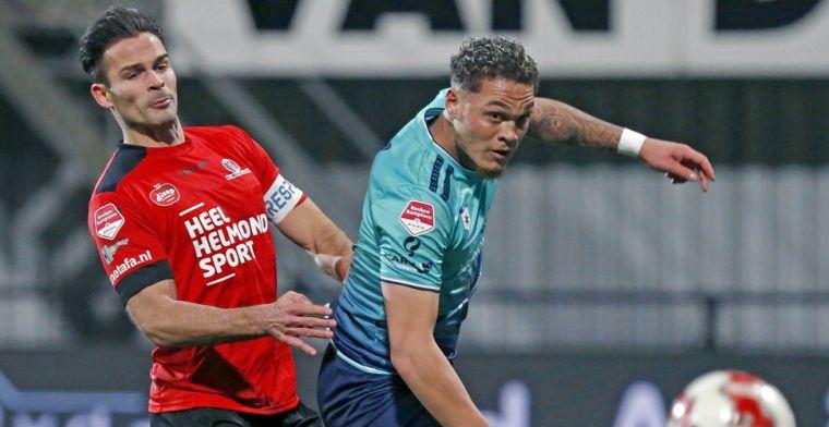 AD: Heerenveen ziet potentiële Ejuke-opvolger rondlopen bij Excelsior