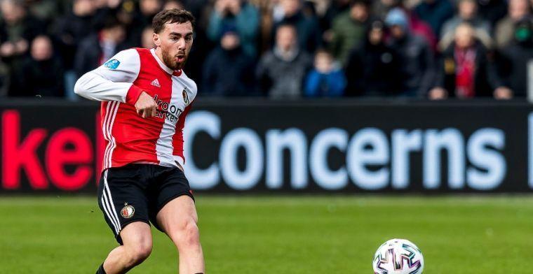 'Arsenal dicht bij komst Kökcü, recordbedrag van kleine 30 miljoen voor Feyenoord'