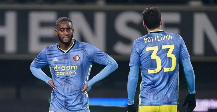 'Feyenoord hoort 'nee' van drie spelers: verschil tussen vraag en aanbod te groot'