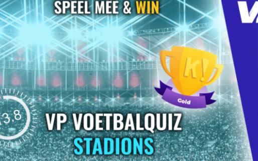 VP VoetbalQuiz #12: wat weet jij over stadions? (gesloten)