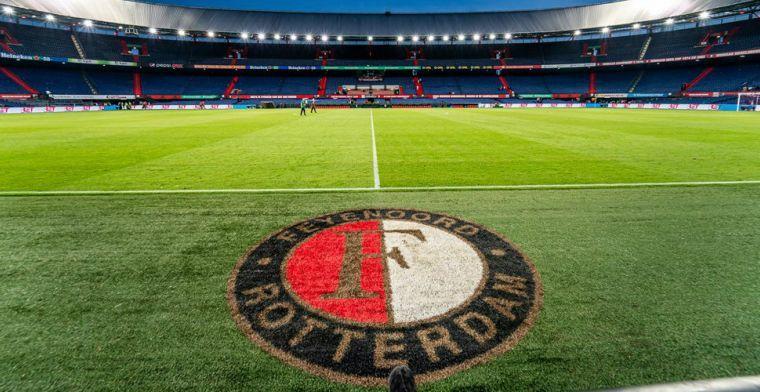 'Feyenoord kon ik niet voorbij laten gaan, daar heeft niemand raar van opgekeken'