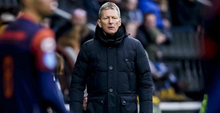 'Wormuth hoopt op stap voorwaarts, meerdere Nederlandse clubs geïnteresseerd'