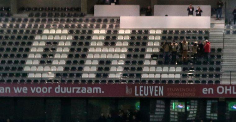 Extra probleem bij promotiefinale: '14 spelers zijn einde contract bij OH Leuven'