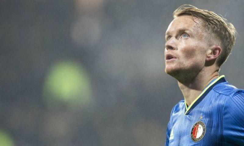 Afbeelding: Larsson terug bij oude club na mislukt Feyenoord-vertrek: 'Situatie was wreed'