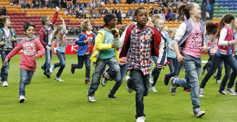 Clubs denken serieus na over 'kinderplan': Een sympathiek idee