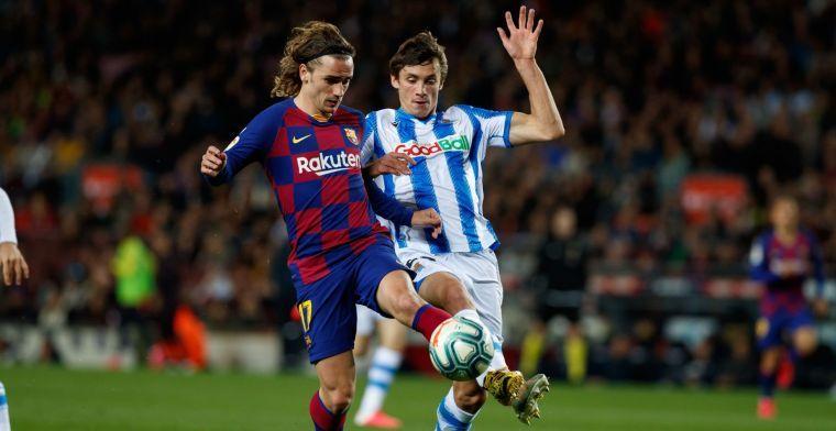 Griezmann volgt Heerenveen-talent: Hij zei dat hij wedstrijden van me had gezien