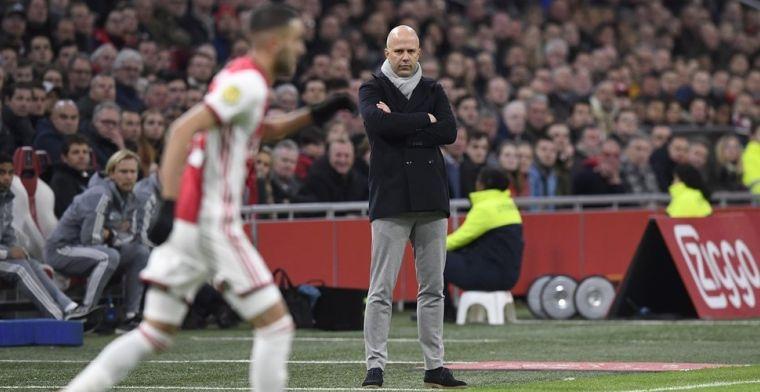 AZ baalt van afgekapte titelrace: 'In Amsterdam tegen Ajax duidelijk de betere'
