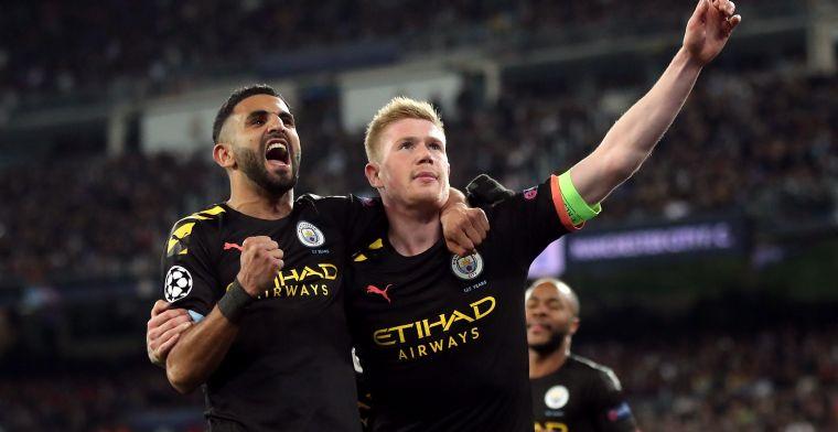 Manchester City kiest wel érg opvallend derde shirt: De Bruyne in 'coronatruitje'
