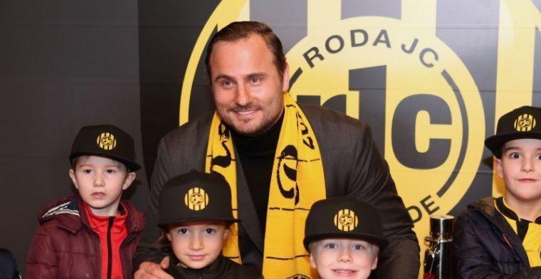 'Mensen doen er lacherig over, maar Roda JC betekende echt iets voor Korotaev'
