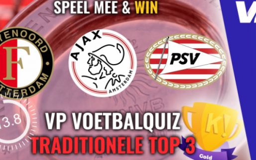VP VoetbalQuiz Live #13: Wat weet jij over Ajax, Feyenoord en PSV? (gesloten)