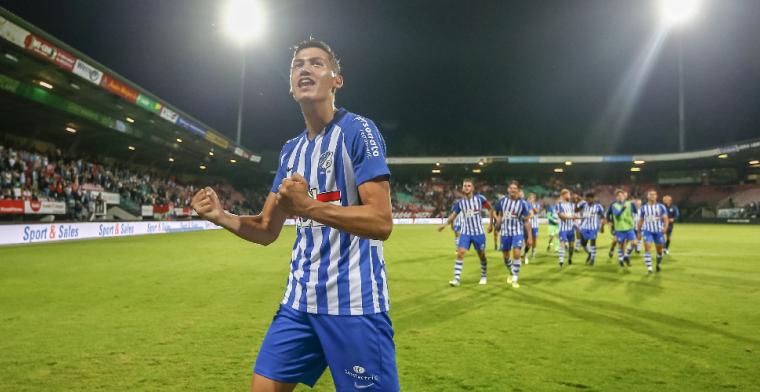 FC Eindhoven-middenvelder tekent contract bij 'Liverpool in het klein'