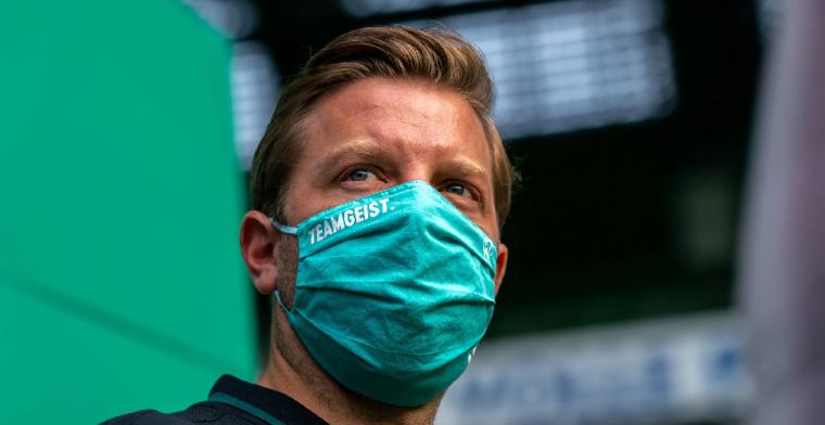 Werder Bremen-trainer bijt van zich af: 'Zij hebben geen verantwoordelijkheid'