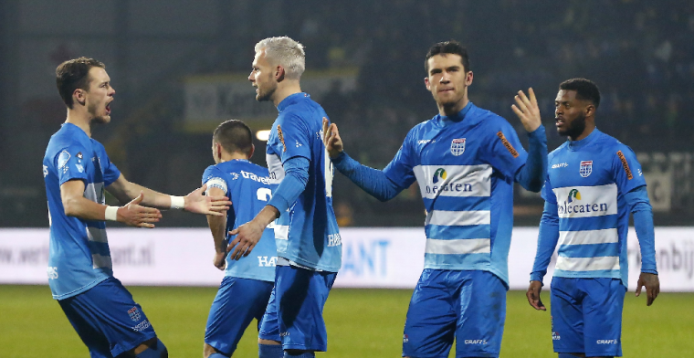 Volgende Eredivisie-club akkoord over salarisverlaging: Ontzettend belangrijk