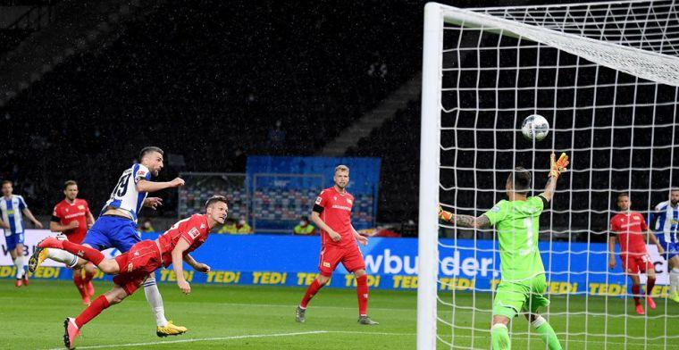 Hertha BSC droogt stadgenoot Union af: Lukebakio en Boyata scoren allebei