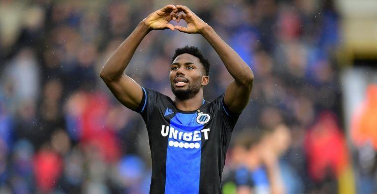 Nieuwe diamant voor Club Brugge? 'Adebayor moet Dennis of Diatta opvolgen'