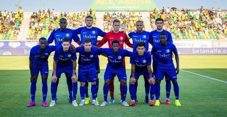 OFFICIEEL: Tweede uitleenbeurt in één seizoen voor Gent-middenvelder