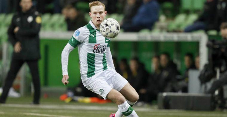 FC Groningen schotelt 'Stadjer' en jeugd-WK-ganger (18) vierjarig contract voor