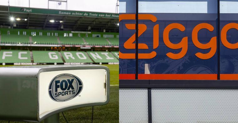 Woerts opent tv-beerput: Ziggo dreigt niet te verlengen met FOX, NOS betaalt niet