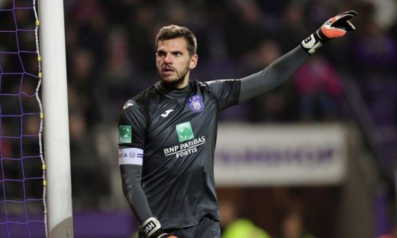 Image: 'Anderlecht komt in zoektocht naar doelman uit bij Sloveen uit Griekse competitie'