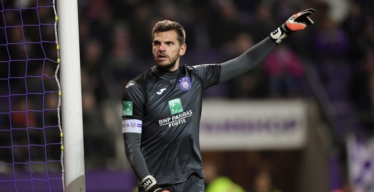 'Anderlecht komt in zoektocht naar doelman uit bij Sloveen uit Griekse competitie'