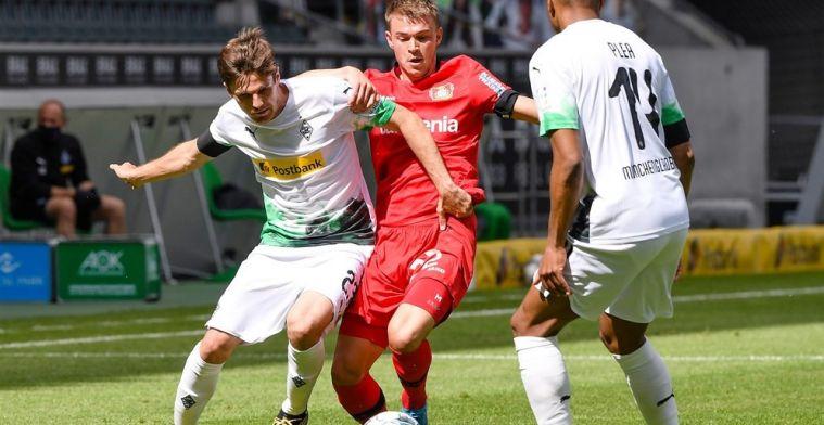 Leverkusen op Champions League-koers na spectaculaire overwinning bij Gladbach