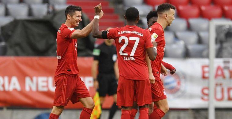 LIVE: Bayern simpel langs Eintracht, Zirkzee speelt paar minuten mee (gesloten)