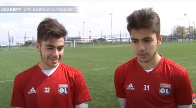 'Standard praat met jonge flankspeler van Lyon'