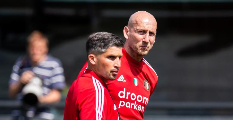 Bakkati mee met Stam door Feyenoord-clausule: 'Heeft hij op laten nemen'