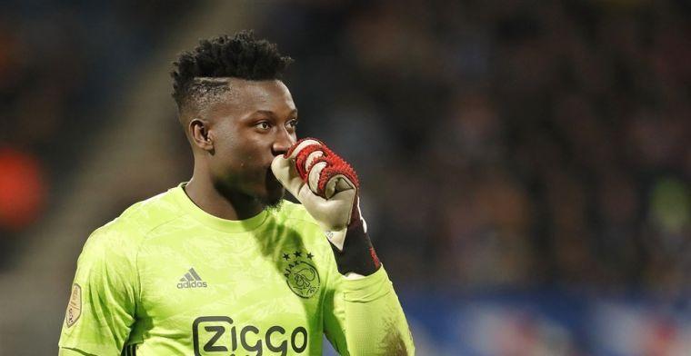 Twijfels over Ajax-transfer: 'Onana maakt regelmatig echt essentiële fouten'