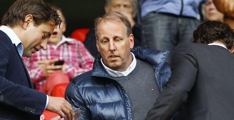 'Overheid is er niet om clubs te redden die er zelf puinhoop van hebben gemaakt'