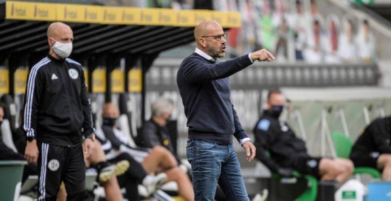 'Ik ben erg blij bij Bayer Leverkusen en wil het proces niet verstoren'