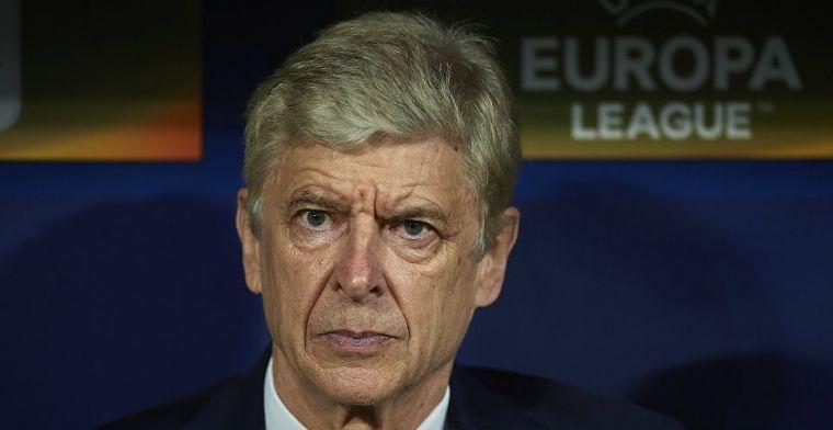 Opgeluchte Wenger over uitglijder Liverpool: 'Veel berichtjes van Arsenal-fans'